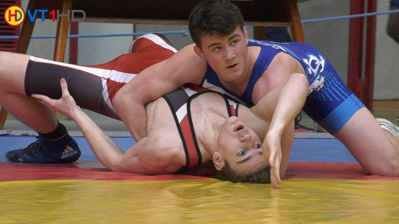 RINGEN | 8th Phantom Athletics Austrian Junior Open (GR) - 72kg Nord, R2