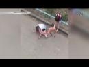 Молодой человек избил свою жену и ее родственницу