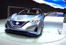 All New Nissan IDS Concept 2016 2017 model Nissan's IDS first vehicle to feature autonomous drive