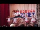 Народный танец в честь дня Победы