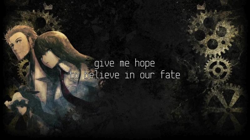 【mew】Last Game ║ Steins;Gate 0 ED 1 ║ Full ENGLISH Cover Lyrics