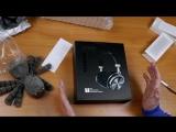 Беспроводные наушники Bluedio T4S и крутая колонка Xiaomi Speaker Square Box 2 #