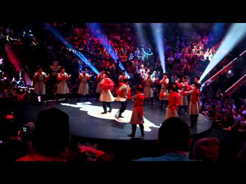 Red Bull BC One 2011 - Moscow - bonus showcase (Казаки)