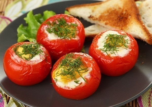 5 вкусных идей для завтрака.