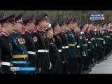 Сибирскому кадетскому корпусу исполнилось 26 лет