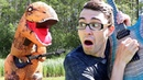 Stevie T - Jurassic Park METAL!