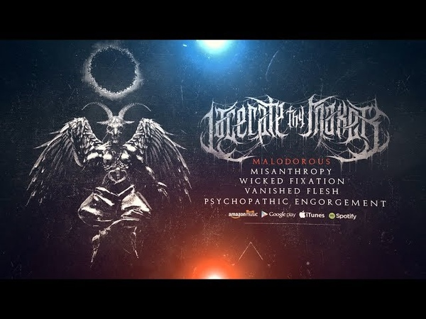 LACERATE THY MAKER - IMMINENT [OFFICIAL EP STREAM] (2018) SW EXCLUSIVE