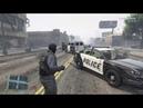 GTA V Director Mode(Noose Agent v.s L.S.P.D)