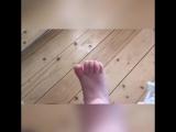 Мастер-класс от младенца. Как двигать пальцами ног