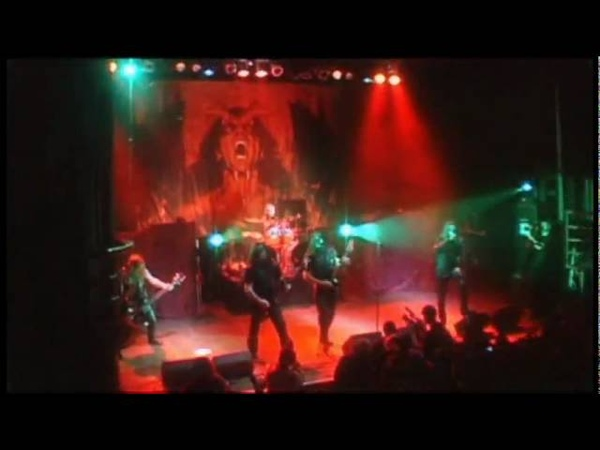 Dark Funeral - The Arrival Of Satans Empire (Buenos Aires)
