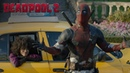 Deadpool 2 Creating Easter Eggs 20th Century FOX