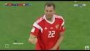 Лучшие моменты и обзор матча Россия 3 1 Египет