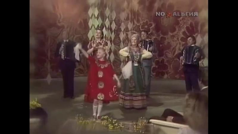 Частушки. Поёт Мария Мордасова и семья Костиковых