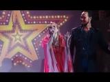 Евгения Рябцева и Андрей Александрин - Могу стать я мечтой...Король Солнце
