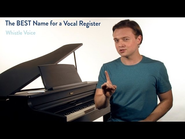 Ep. 90 How To Sing Whistle Voice - Vocal Register World Tour 5