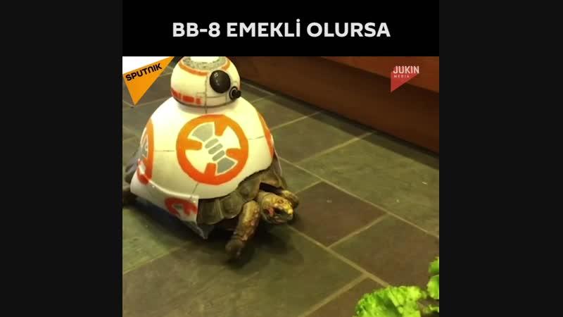BB-8 Emekli Olursa