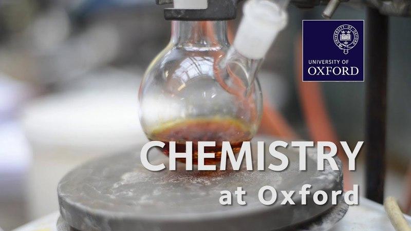 Chemistry at Oxford University