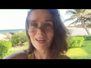 Natalia Oreiro invites to United by Love song for FIFA 2018 - 17.5.2018