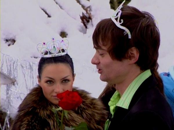 ДОМ-2 Город любви 2061 день Вечерний эфир (31.12.2009)