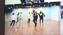 MIC DROP REMIX original choreo version (Jungkook was supposed to lift up jimin!)