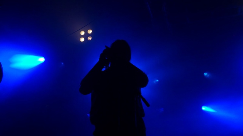 Marduk Burn My Coffin at SteelChaos 09.11.2018 Nosturi Helsinki