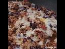 Начос с соусом из фарша и фасоли Рецепт мексиканской закуски