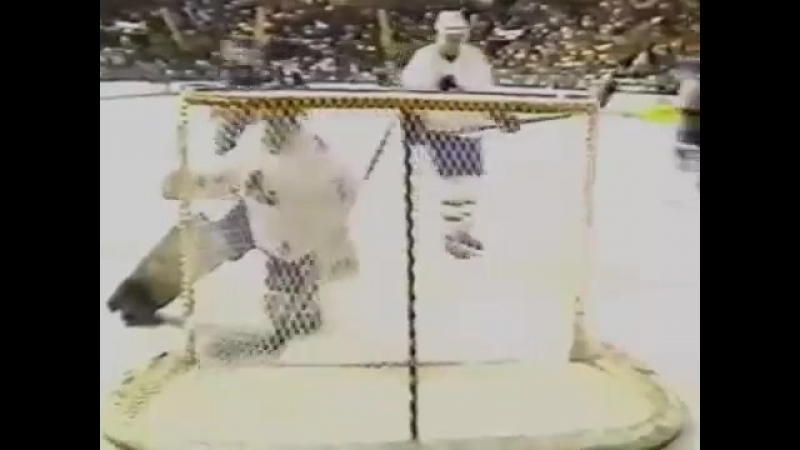 Квебек Нордикс - Крылья Советов (31.12.1989)