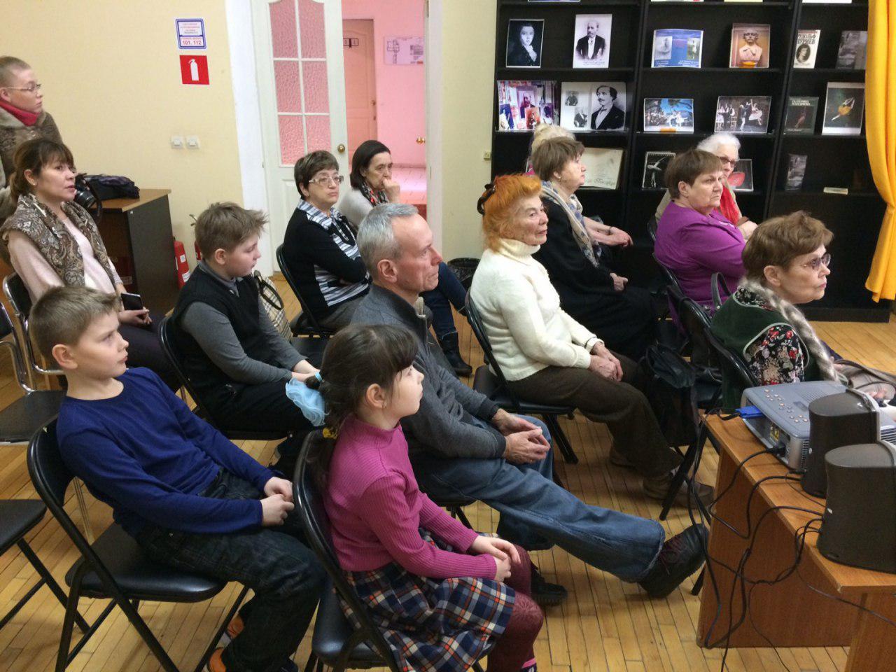 Читатели библиотеки на Зеленоградской узнали подробнее об истории Большого театра