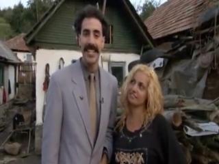 Борат Borat 2006 Русский Трейлер - YouTube (360p)