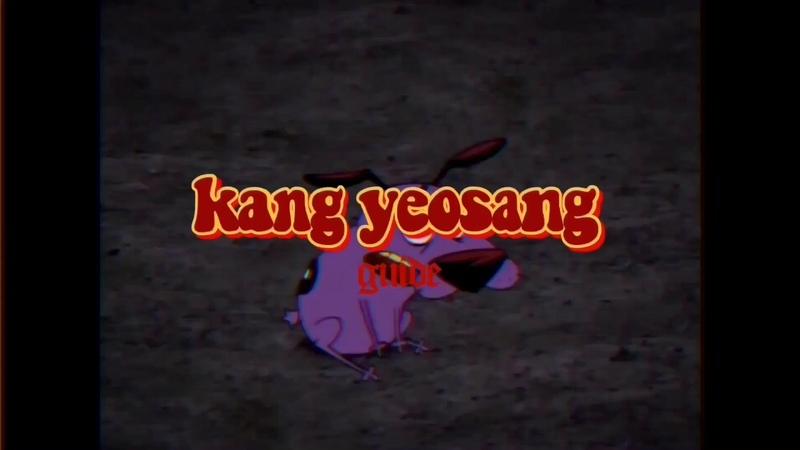 A guide to kang yeosang kq fellaz
