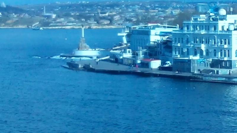 Севастополь, набережная Адмирала Клокачёва, 25 (5.03.18)