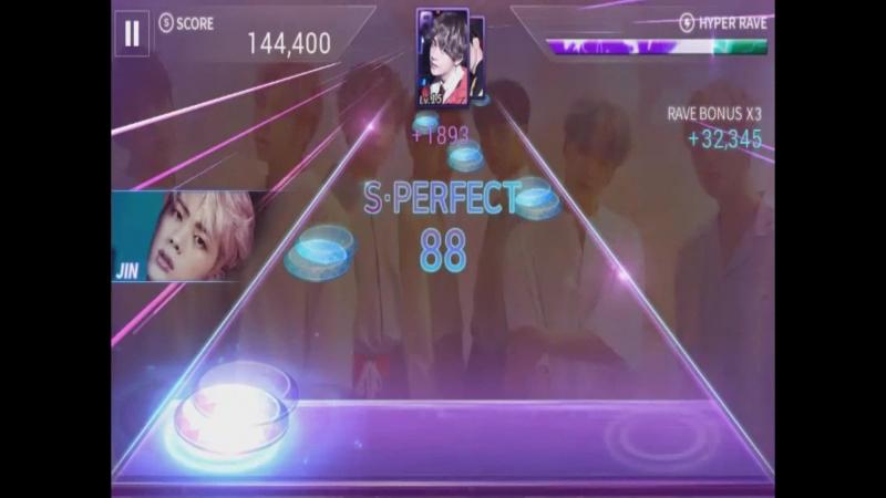 SuperStar BTS BTS Mic drop normal