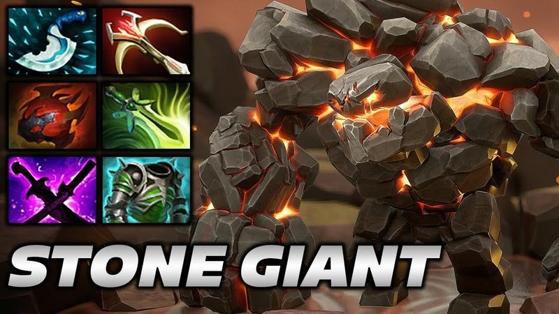 Agressif Tiny Stone Giant Highlights Dota 2
