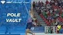 Pawel Wojciechowski 5 85 to win the Men's Pole Vault IAAF Diamond League Rabat 2017