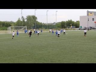 Обзор Белгород — Слобода Чемпионат Белгородской области по футболу (14.07.2018)