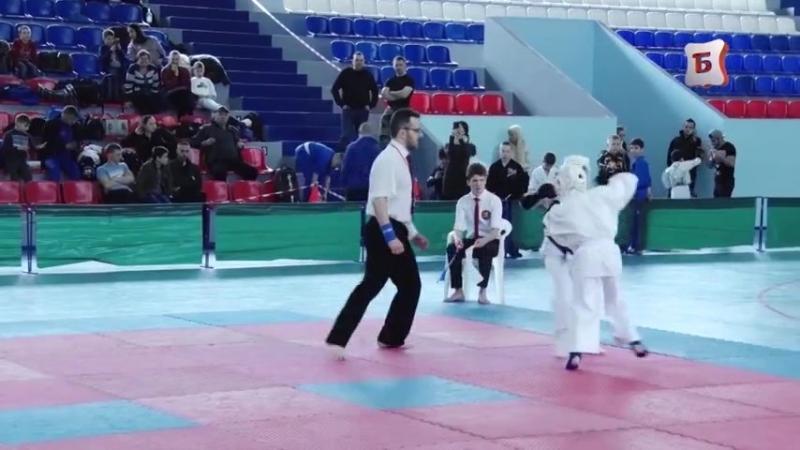 Кубок Нижегородской области по КУДО 22 апреля 2018 г.Богородск