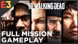 Overkill's The Walking Dead FULL MISSION Gameplay Polygon @ E3 2018