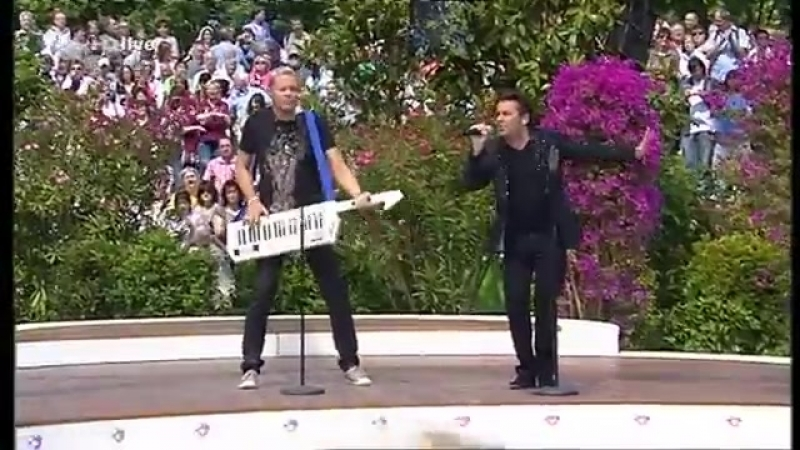 Anders - Fahrenkrog - Gigolo. ZDF Fernsehgarten 2011