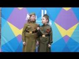 Алёна С Валерией поют куплет песни День Победы)