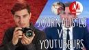 YOUTUBEURS : Journalistes ou Activistes ? - Partager C'est Sympa