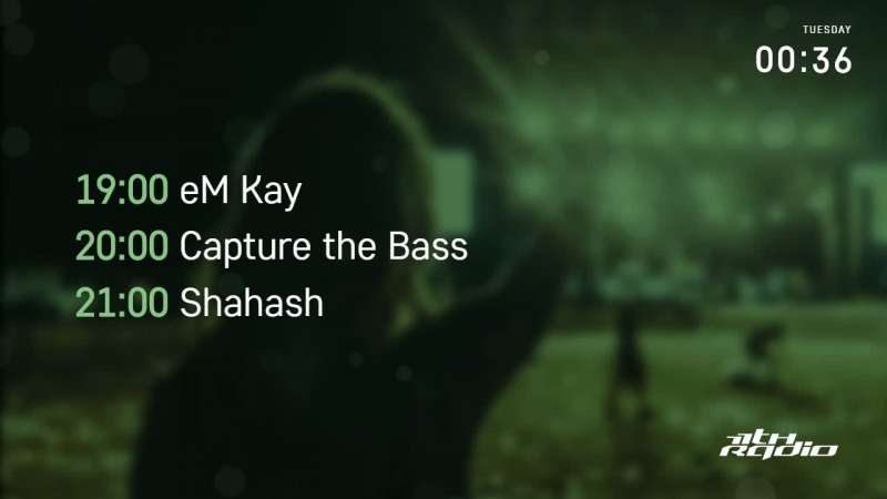 EM Kay and Capture the Bass / Shahash - Live @ Новые Формы / Wicked Wicked (31.07.2018)