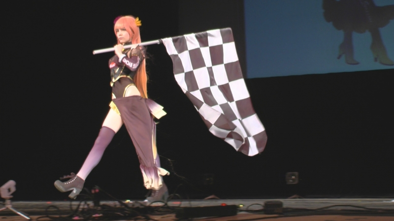 Cosplay: Faira Star - Vocaloid /M.Ani.Fest 2018/
