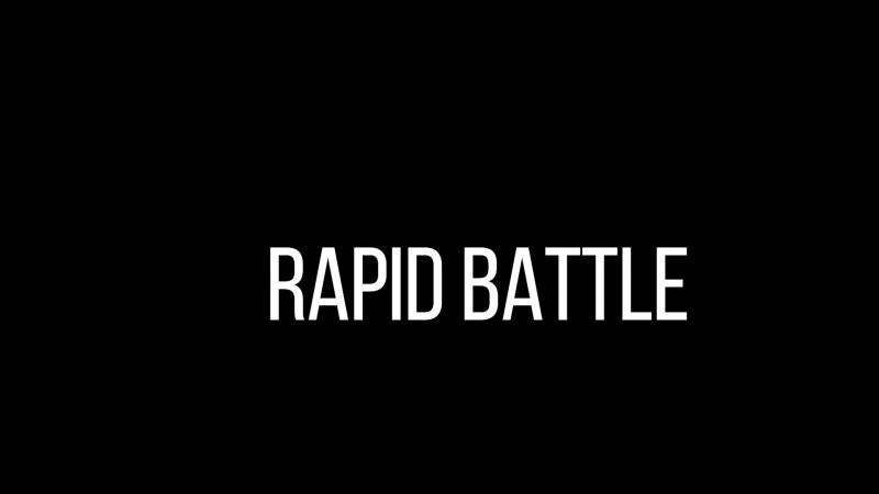 RAPID BATTLE [Teaser]