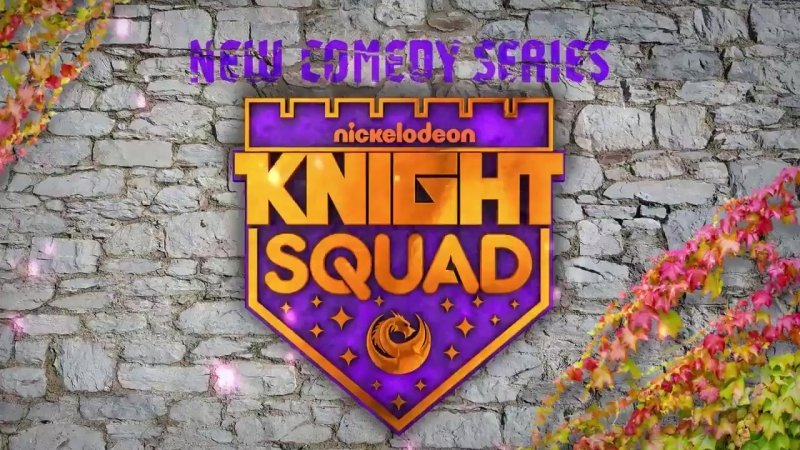 """«Knight Aquad» Promo 2 """"Come to Astoria! You're totally flip out!"""""""