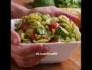 Летний салат из кукурузы на гриле