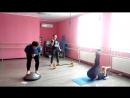 1 Круговая тренировка у Анастасии