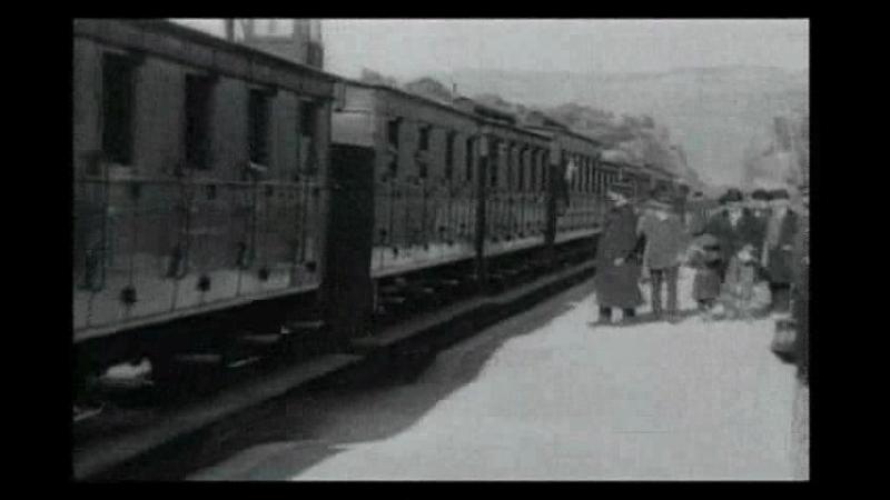 Прибытие Поезда На Вокзал Города Ла-Сьота 1896 г.