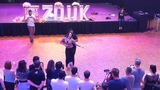 SSZF2018 Vanessa &amp Val in Sunday afternoon workshop demo ~ Zouk Soul