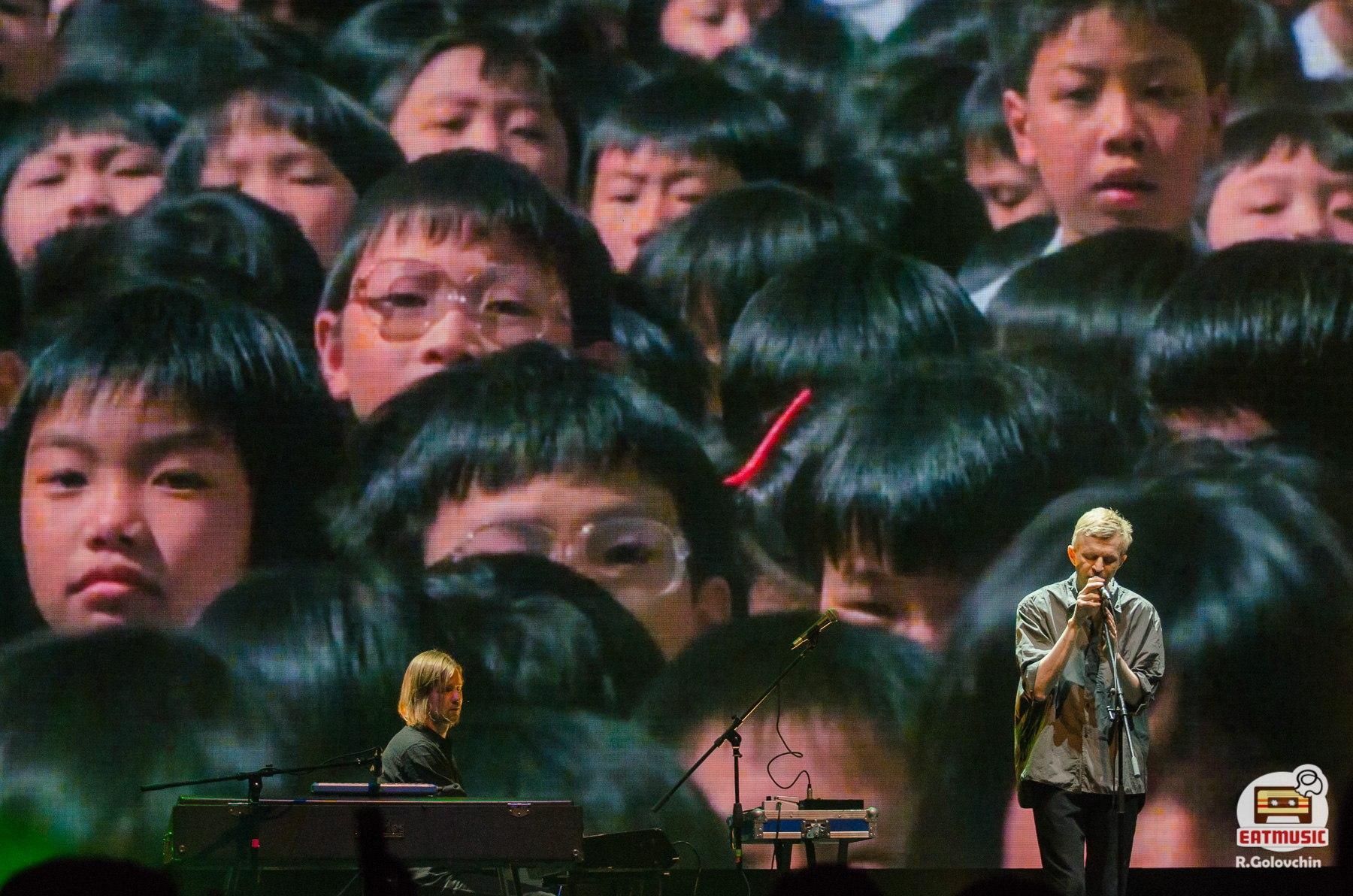 Концерт Jay-Jay Johanson в Москве: единение и кинематографичность Роман Головчин