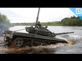 «Утопили» танки